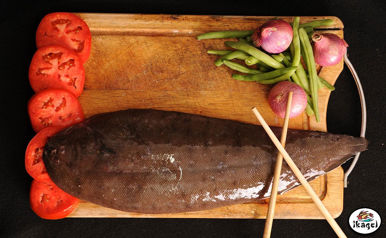 Produit Ikagel poissons entiers